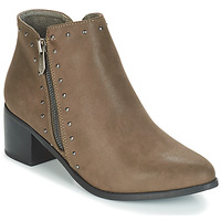 Schuhe Damen Low Boots LPB Shoes JUDITH Kaki