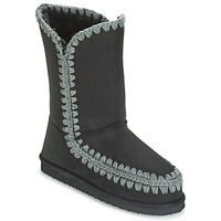 Schuhe Damen Klassische Stiefel Les Petites Bombes NATHALIE Schwarz