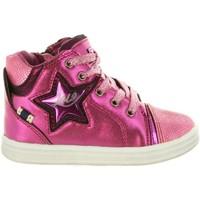 Schuhe Mädchen Sneaker High Lois 46019 Rosa