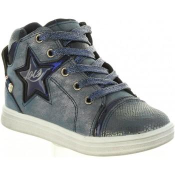 Schuhe Mädchen Sneaker High Lois 46019 Azul