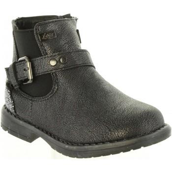 Schuhe Mädchen Boots Lois 46069 Plateado