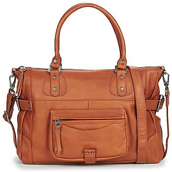 Taschen Damen Handtasche Sabrina CAMILLE Braun