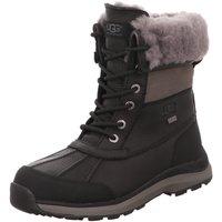 Schuhe Damen Schneestiefel UGG Stiefeletten Adirondack 1095141 black schwarz