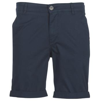 Kleidung Herren Shorts / Bermudas Selected SLHSTRAIGHTPARIS Marine