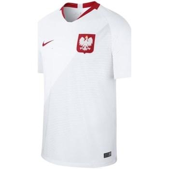 Kleidung Herren T-Shirts Nike Breathe Stadium Home Weiss