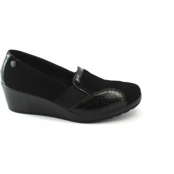 Schuhe Damen Slipper Enval ENV-I18-2257955-NE Nero