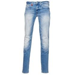 Kleidung Herren Slim Fit Jeans Replay ANBAS Blau