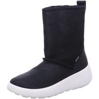 Schuhe Mädchen Schneestiefel Ecco Winterstiefel  UKIUK KIDS 723732/51707 51707 schwarz