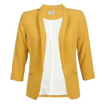 Kleidung Damen Jacken / Blazers Betty London IOUPA Gelb