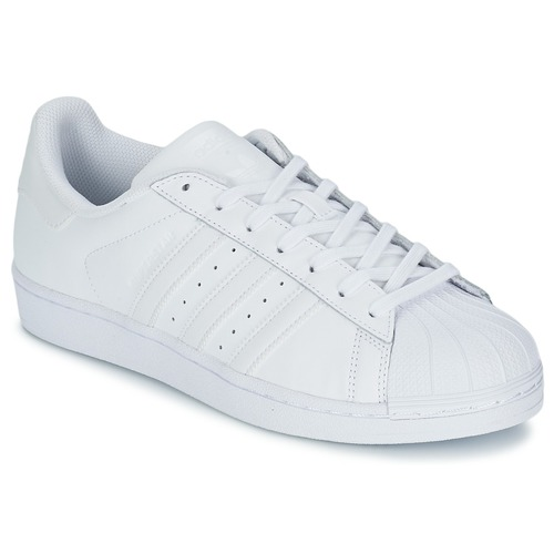 adidas Originals SUPERSTAR FOUNDATION Weiss  Schuhe Sneaker Low  99,99