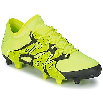 Schuhe Herren Fußballschuhe adidas Performance X 15.1 FG/AG Gelb
