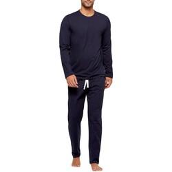 Kleidung Herren Pyjamas/ Nachthemden Impetus GO60024 039 Blau