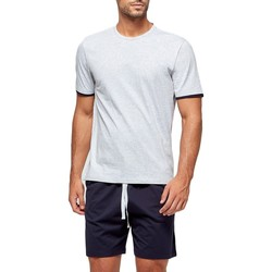 Kleidung Herren Pyjamas/ Nachthemden Impetus GO64024 073 Grau