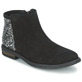Schuhe Mädchen Boots Acebo's MERY Schwarz