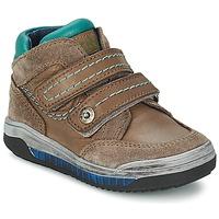 Schuhe Mädchen Sneaker High Acebo's ACERA Maulwurf