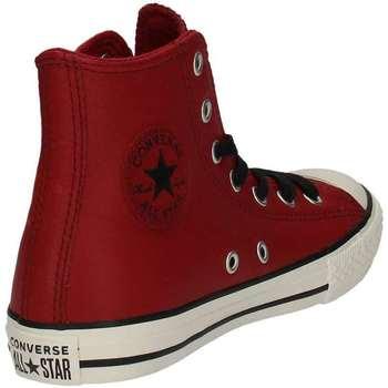 Schuhe Jungen Sneaker High Converse 662807C BORDEAUX