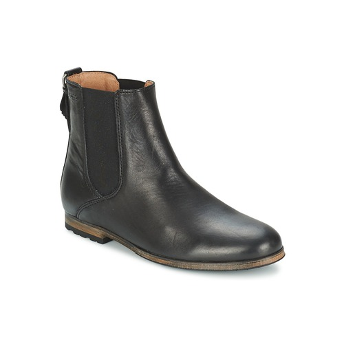 Stiefelletten / Boots Aigle MONTAIGU 2 Schwarz 350x350