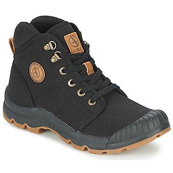 Schuhe Herren Sneaker High Aigle TENERE LIGHT Schwarz