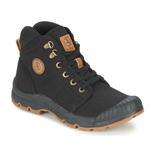 Aigle TENERE LIGHT Schwarz  Schuhe Sneaker High Herren 89,99