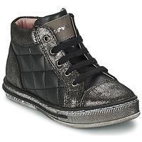 Sneaker High Garvalin SERRAJE LAMINADO Y TEXAS