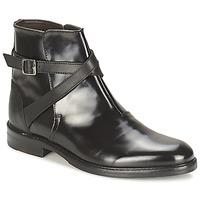 Schuhe Damen Boots Hudson IRVINE Schwarz