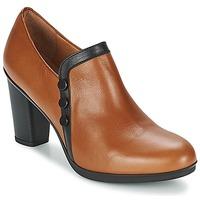 Schuhe Damen Ankle Boots Hispanitas ARLENE Braun