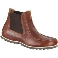 Schuhe Herren Boots Snipe America 42291 cuero America 42291 braun