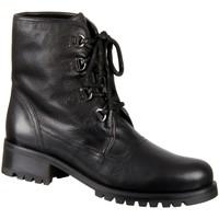 Schuhe Damen Boots Unisa Stiefeletten Imul Imul STY black Imul STY schwarz