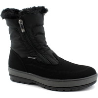 Schuhe Damen Low Boots Antarctica ANT-CCC-7545-NE Nero