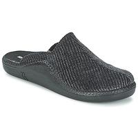 Schuhe Herren Hausschuhe Romika MOKASSO 220 Schwarz