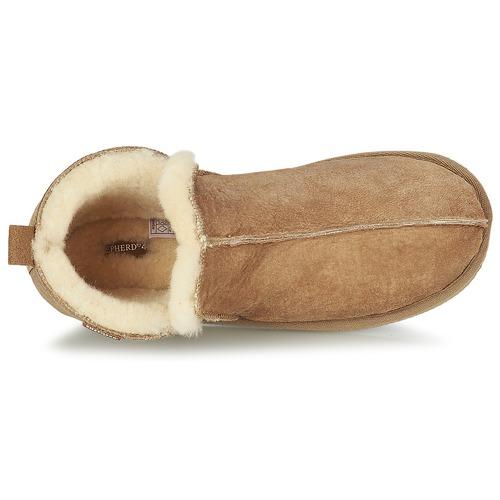 Shepherd ANTON Schuhe Braun Schuhe ANTON Hausschuhe Herren 78,95 a924af
