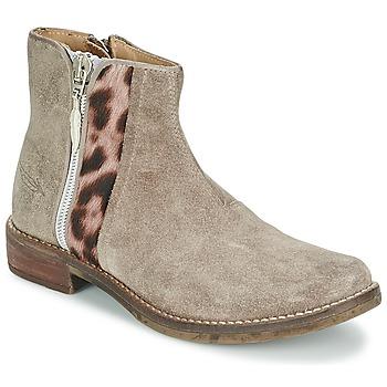 Schuhe Mädchen Boots Shwik TIJUANA WILD Maulwurf