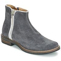 Schuhe Mädchen Boots Shwik TIJUANA BIDING Grau