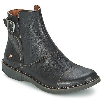 Stiefelletten / Boots Art BERGEN Schwarz 350x350