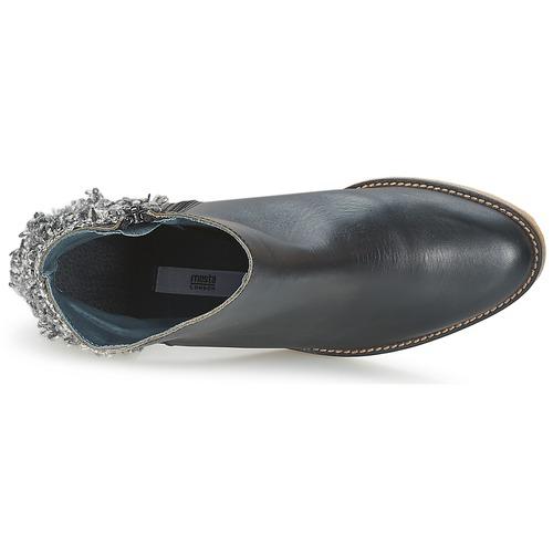 Miista BRIANNA Blau / Marine Schuhe Low Boots Boots Low Damen 117,50 70a564