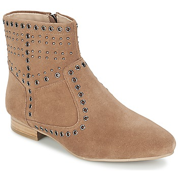 Schuhe Damen Boots French Connection CHARLENE Braun