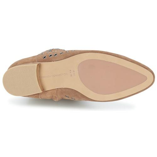 French Connection CHARLENE Braun 111,30  Schuhe Boots Damen 111,30 Braun 8c82a3