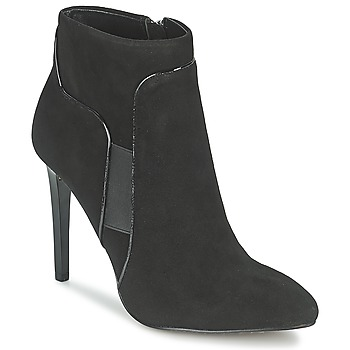 Schuhe Damen Low Boots French Connection MORISS Schwarz