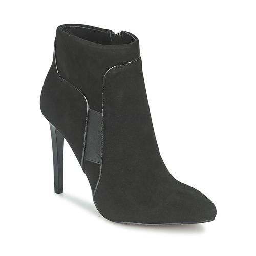 French Connection MORISS Schwarz Schuhe Low Boots Damen 79,50