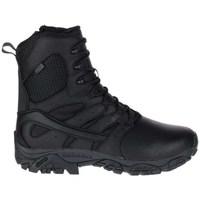 Schuhe Herren Wanderschuhe Merrell Moab 2 8 Response WP Schwarz