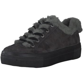 Schuhe Damen Sneaker Low Superfit Schnuerschuhe 3-09917-98 grau
