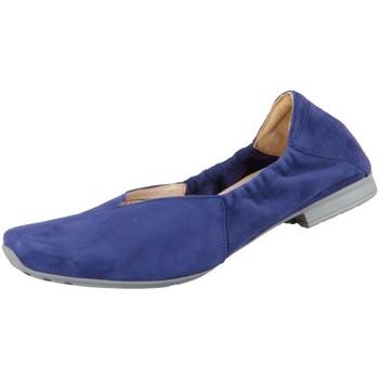 Schuhe Damen Ballerinas Think GAUDI 4-84175-89 blau
