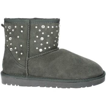 Schuhe Damen Schneestiefel Pregunta PL5854TZ 002 Grau
