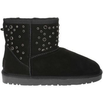 Schuhe Damen Schneestiefel Pregunta PL5854TZ 001 Schwarz