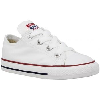 Schuhe Kinder Sneaker Converse 28113 Weiss
