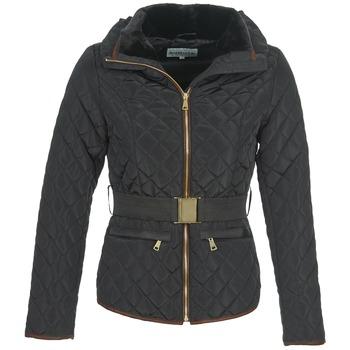 Kleidung Damen Daunenjacken Best Mountain AOUINETI Schwarz