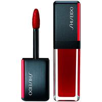 Beauty Damen Lippenstift Shiseido Lacquerink Lipshine 307-scarlet Glare  6 ml