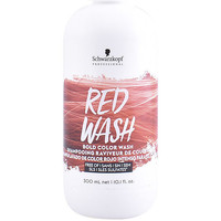 Beauty Accessoires Haare Schwarzkopf Bold Color Wash red  300 ml