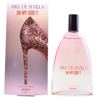Beauty Damen Eau de toilette  Aire Sevilla Aire De Sevilla Oh My God Edt Zerstäuber  150 ml