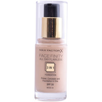 Beauty Damen Make-up & Foundation  Max Factor Facefinity All Day Flawless 3 In 1 Foundation 55-beige 30 ml